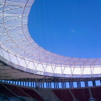 Stadiondach Brasilien