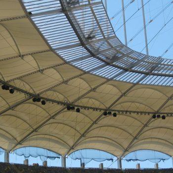 Stadiondach Bukarest