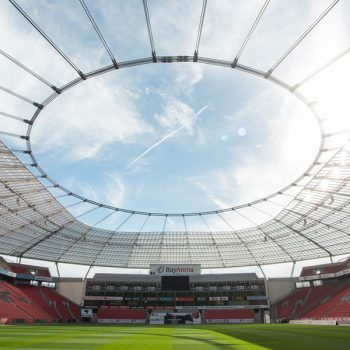 Stadiondach Leverkusen