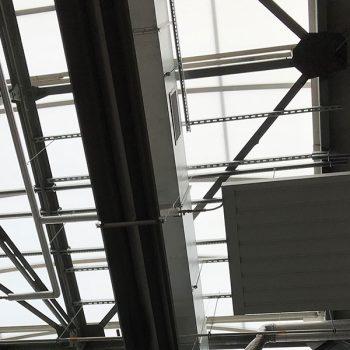 Lichtbandsonderkonstruktion