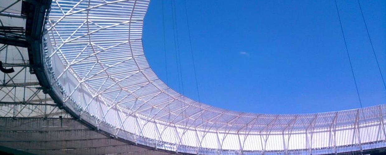 Stadiondächer
