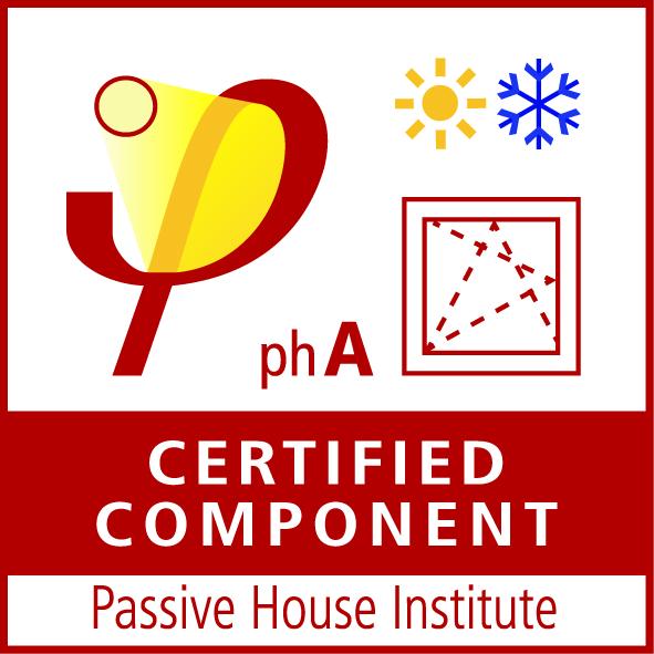 Certificate-Passivhaus