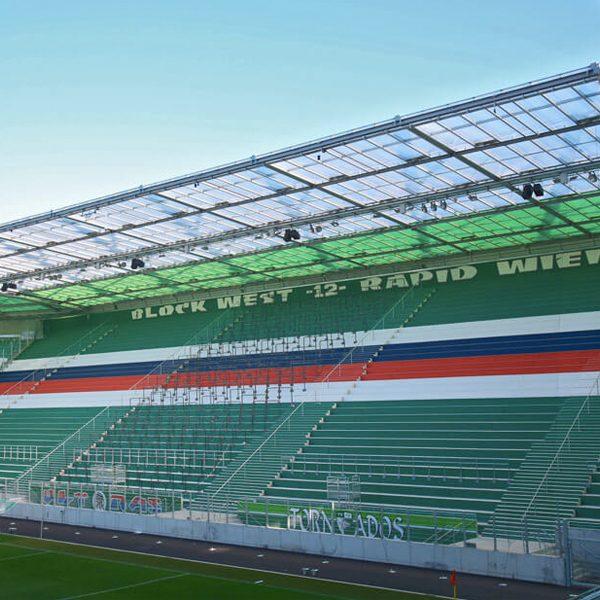 boerner stadionverglasung dach- und wandverglasung