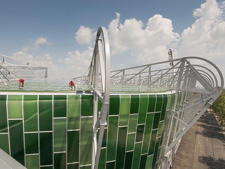boerner wiener stadionverglasung