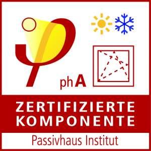 Passivhaus-Zertifikat